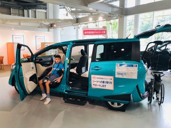 Toyota Museum Center -Megaweb Toyota City showcase - Jenny Rojas - Aug19 (2)