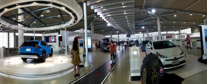 Toyota Museum Center -Megaweb Toyota City showcase - Jenny Rojas - Aug19 (7)