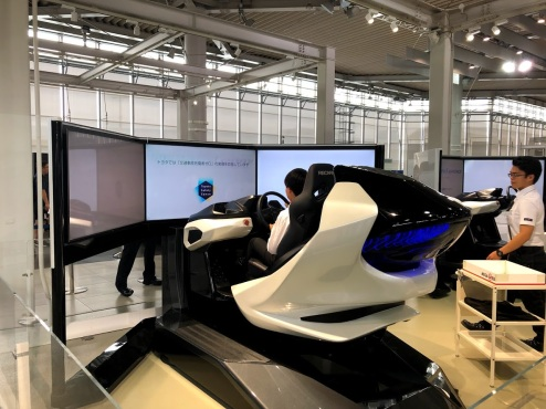 Toyota Museum Center -Megaweb Toyota City showcase - Jenny Rojas - Aug19 (9)