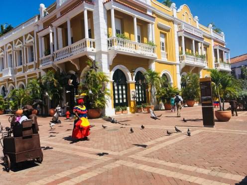Las Palenqueras en Cartagena - BY Jenny Rojas Nov 2018 (2)