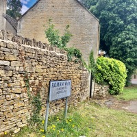 The Cotswolds Outstanding Hike -  30 Km – Bledington – Icomb  -  Bourton-On-The-Water- Oxfordshire Pathway – June 20