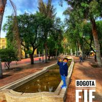 Bogotá: Foundational and Geographical Location